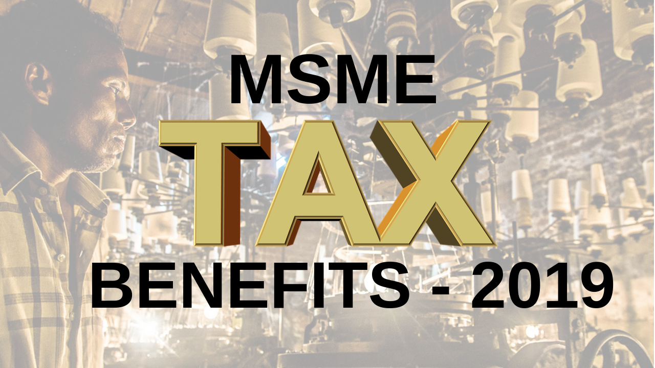 Get complete TAX benefits
