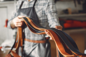 Leather Manufacturing business